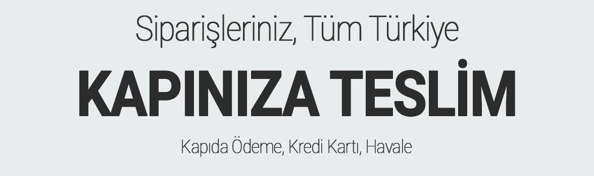 Kap�n�za Teslim